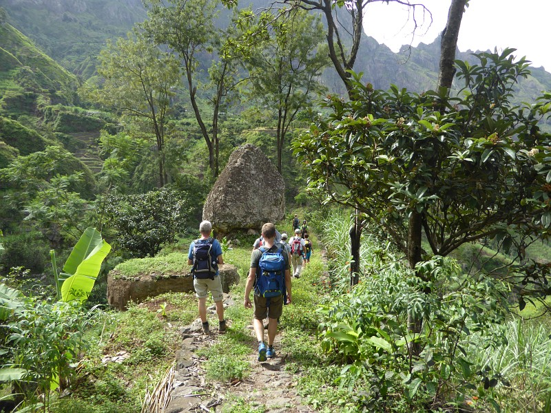 Capeverde holidays roundtrip and hiking in Barlavento