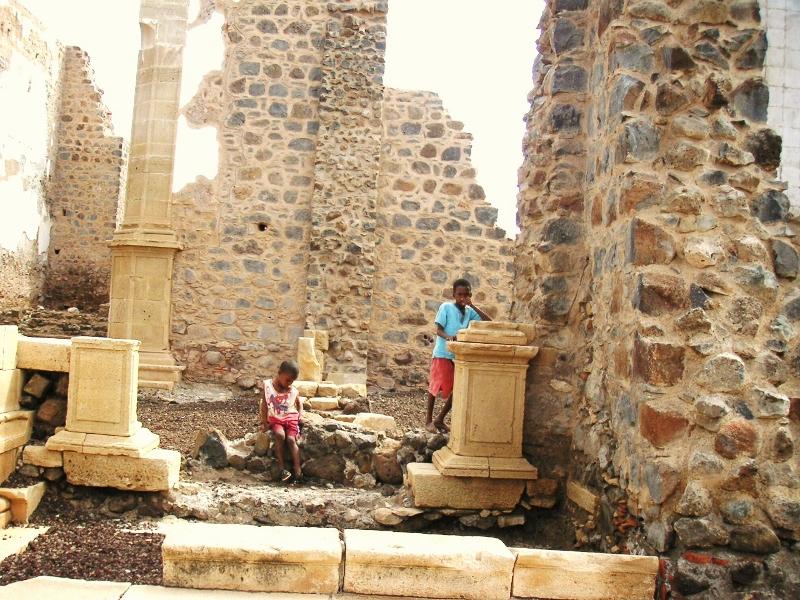 Cidade Velha, UNESCO world heritage in Santiago, Cabo Verde