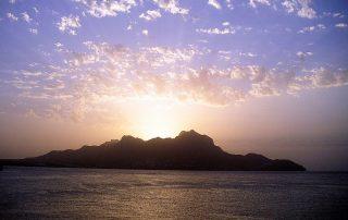 Monte Cara bei Mindelo, Kap Verde