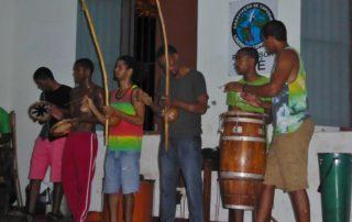 Capoeira in Mindelo