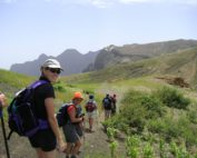 "CapeVerde trekking and hiking tour ""Funaná"" in Cabo Verde"