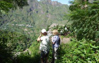 Wanderung in Paul auf Santo Antão