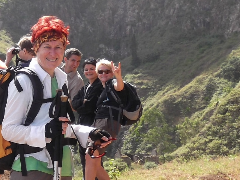 Personalized hiking tours with friends and family