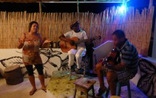 Cozy evening with Cape Verdean Lifemusik