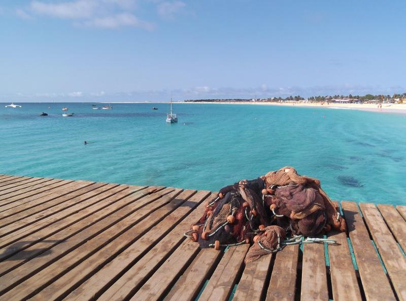 Travel Information Climate on Cap Verde Islands