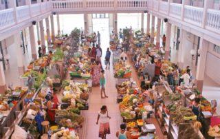 Markthalle von Mindelo, Kapverdische Inseln