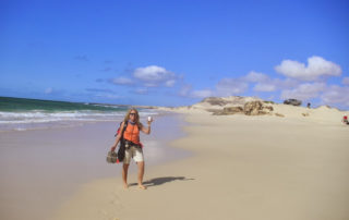 Enjoy the beaches in Boa Vista, Cabo Verde Islands of Dreams