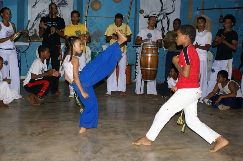 Visit a Capoeira school with hand tailored Holidays by VIP Tours Cabo Verde