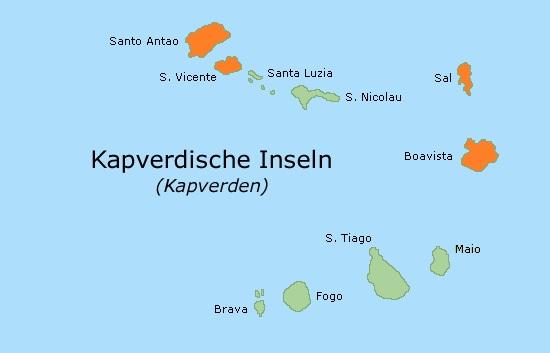 Kapverdischer Insel-Sommer Rundreise