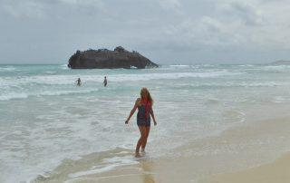 Wrack in Boa Vista, Cap Verde