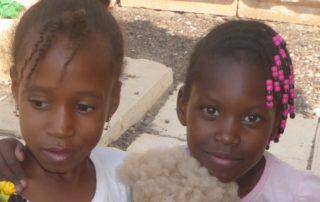 kapverdische Kinder
