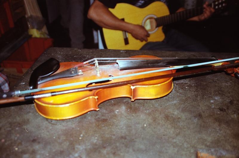 Cabo Verde music © Helmut Sattler