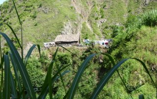 Traditional little house in Paul Valley, Santo Antao