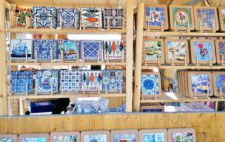 "Typical ""Azulejos"" in Lisbon"
